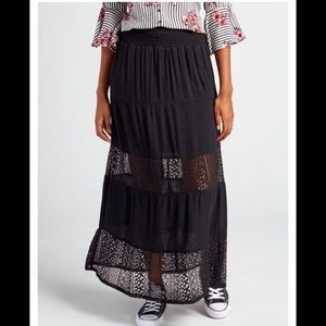 Joe Benbasset Skirts - 🎉 Joe Benbasset Tiered Lace Maxi Skirt🎉